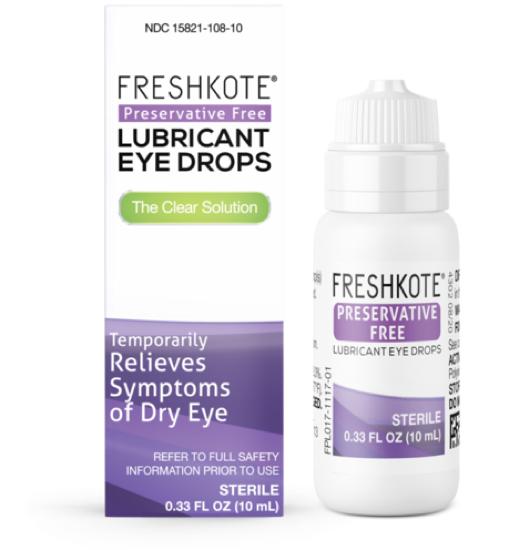 freshkote eye drops